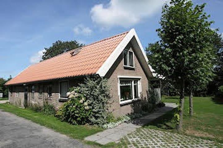 Gezellig vakantiehuis op boerenerf. - Sondel - Casa