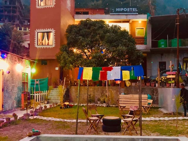Shared room in Boutique Stay in Rishikesh valley