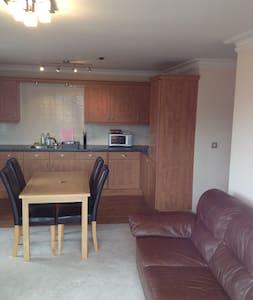 Luxury 2 Bed 2 Bath with balcony - Nottingham - Apartment - 2