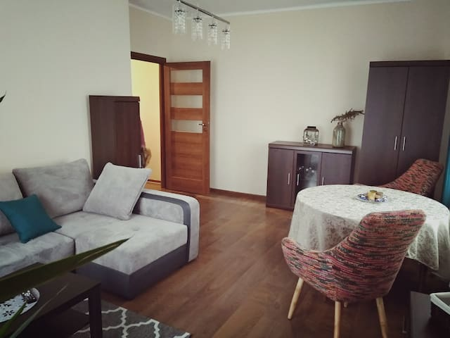 Apartment  in  a center of Tarnowskie Góry