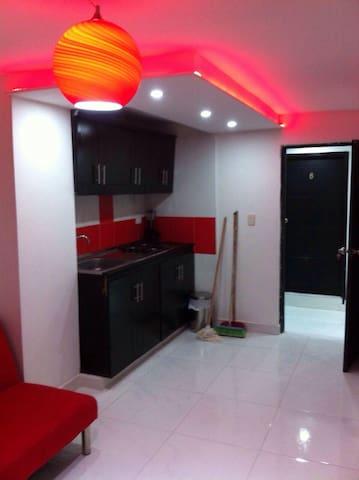 apartaestudio en el rodadero - Santa Marta - Apartment