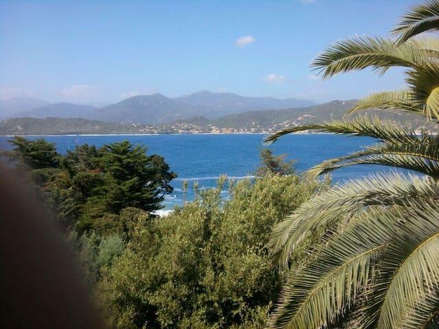 Chambre vue sur le golfe - Calcatoggio - Bed & Breakfast