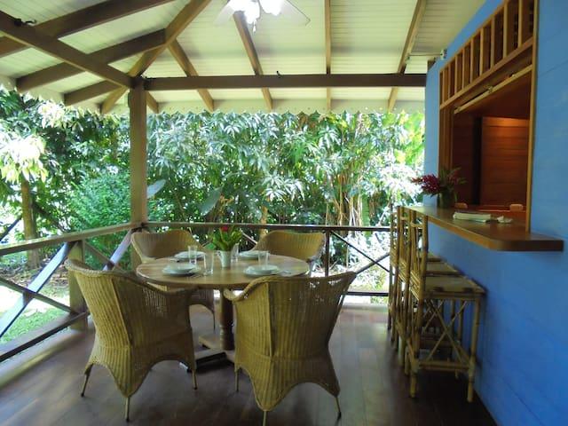 Casa Mar y Luz in Playa Chiquita - Puerto Viejo de Talamanca - Villa