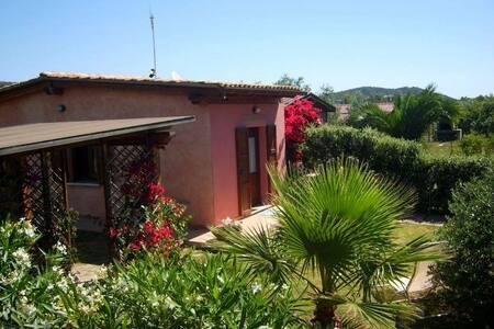 Lovely House near the Su Giudeu Beach - Domus De Maria - Rumah
