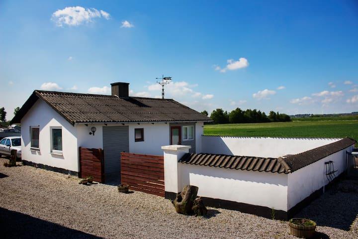 Selvstændigt hus, nær Randers fjord - Randers - Huoneisto