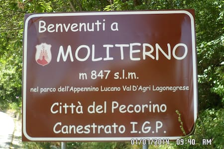 bed and breakfast sogni d'oro - Moliterno