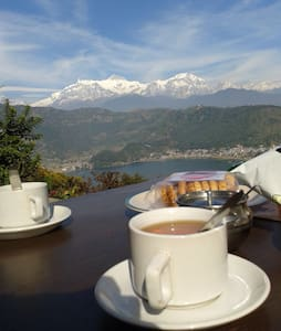 Hotel The Open Air - Pokhara