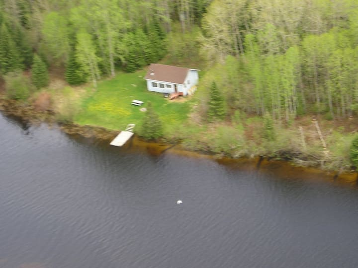 """Ivanhoe River - The """"Narrows"""" Cottage"""
