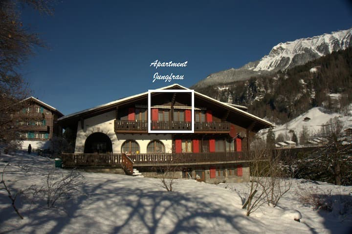 Apartment Jungfrau - Chalet Horner