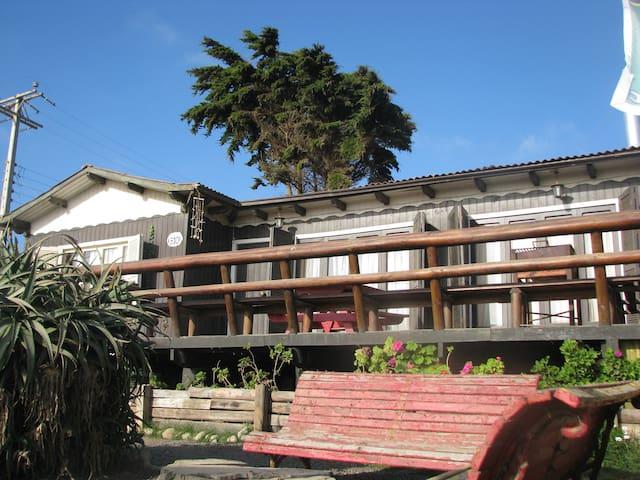 Casa Quisco frente a playa Hangaroa - El Quisco - Haus