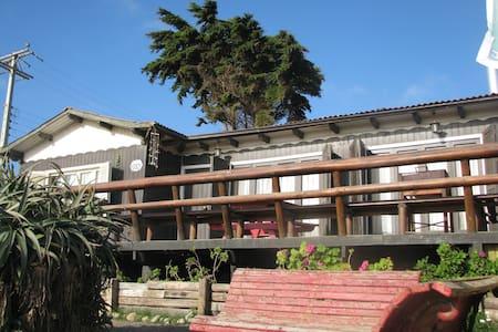 Casa Quisco frente a playa Hangaroa - El Quisco - Rumah