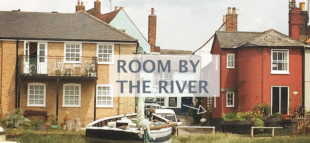 Room By The River - Wivenhoe - Bed & Breakfast