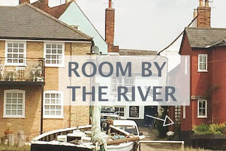 Room By The River private entrance +en-suite