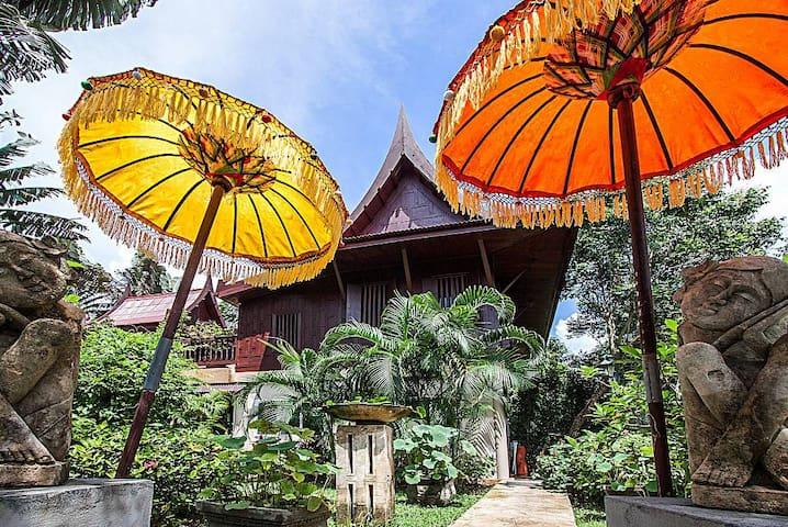 Ruean Jai B | 3 Bed Thai Style House in Bophut