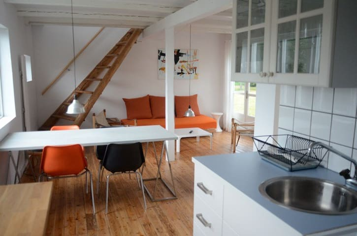 Vejbystrand village cottage - Ängelholm V - Apartament