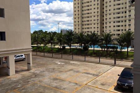 Aluguel Apto por diaria em Goiania - Goiânia