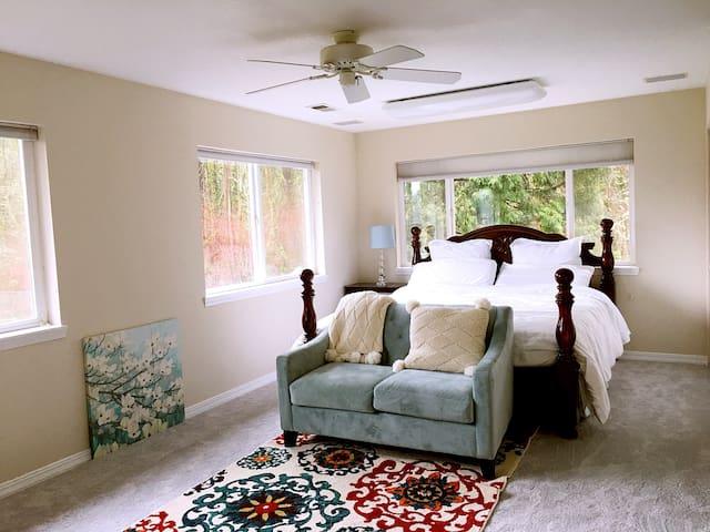 这是一个风景如画的房间 - West Linn - Casa