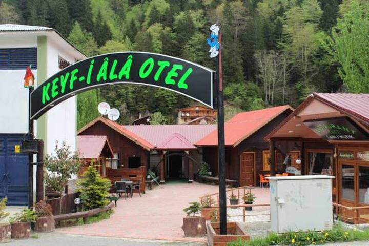UZUNGÖL BUNGALOW - Uzungöl Belediyesi - Allotjament sostenible a la natura