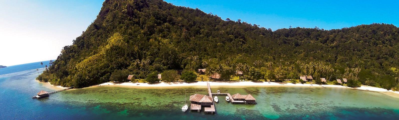 cubadak paradiso village Full board accommodation - Koto XI Tarusan - Doğa içinde pansiyon
