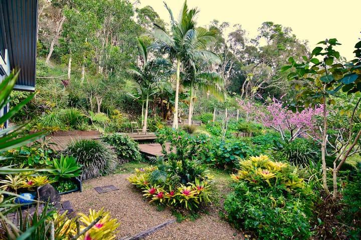 subtropical gardens