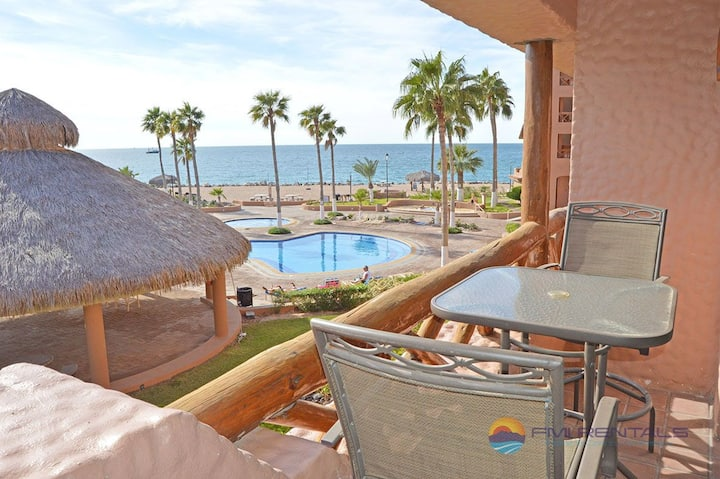 Marina Pinacate A-217 By FMI Rentals (1 B/1 B) 2nd Floor Pool View Condo