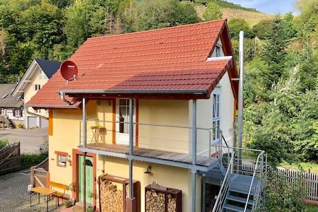 """Gemütliches Dachzimmer im """"Wooghiesli"""""""