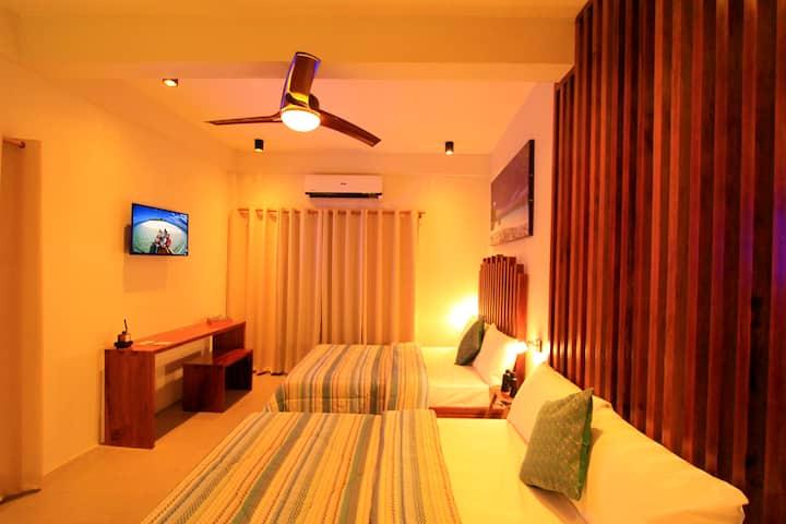 Expeditions BnB Coron_Seafari Room