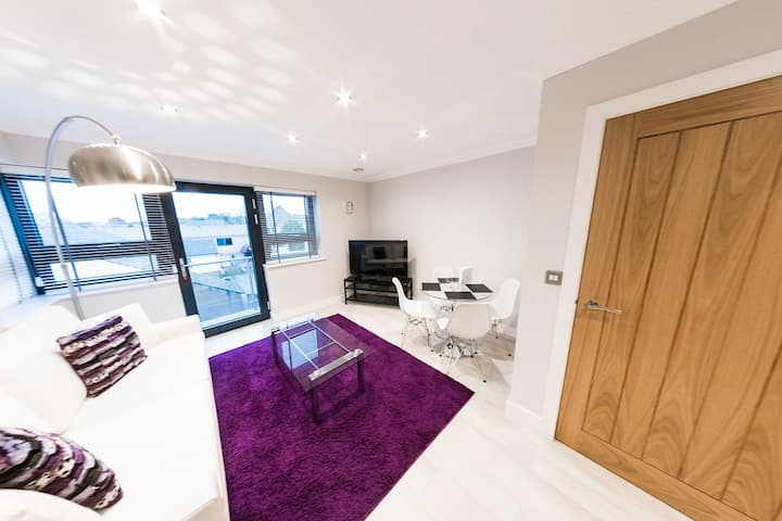Luxury Penthouse in Central Reading by KSA