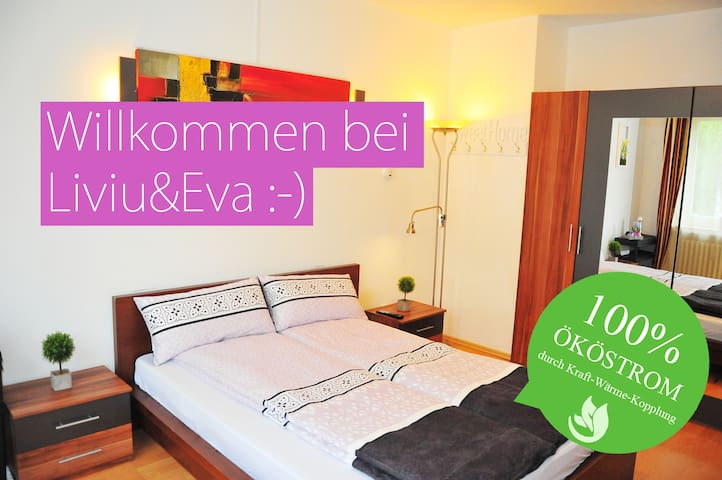 ❤Central & Cosy Room + double bed in Bremen