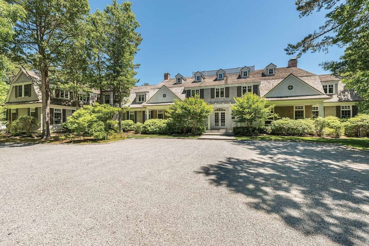 Luxurious Hamptons House with Pool and Tennis - Water Mill - Σπίτι