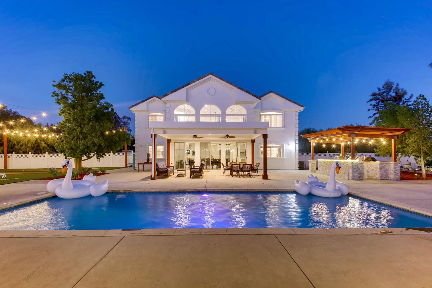 Villa Magnifica is truly the most beautiful and sought after vacation rental in Temecula.