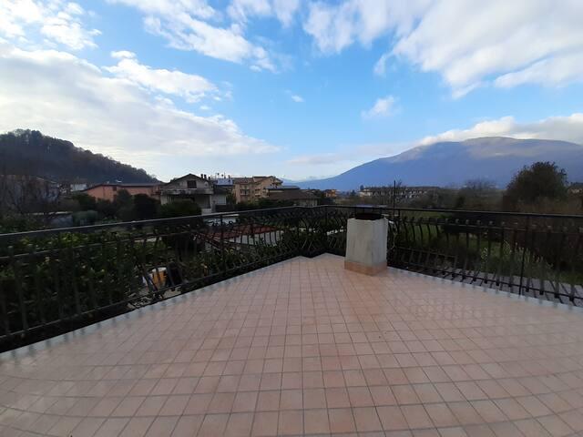A 15 km da Salerno appartamento tranquillo