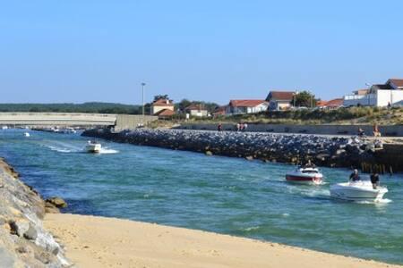 Maison au calme, proximité plage, lac & forêt ! - Pontenx-les-Forges - Rumah