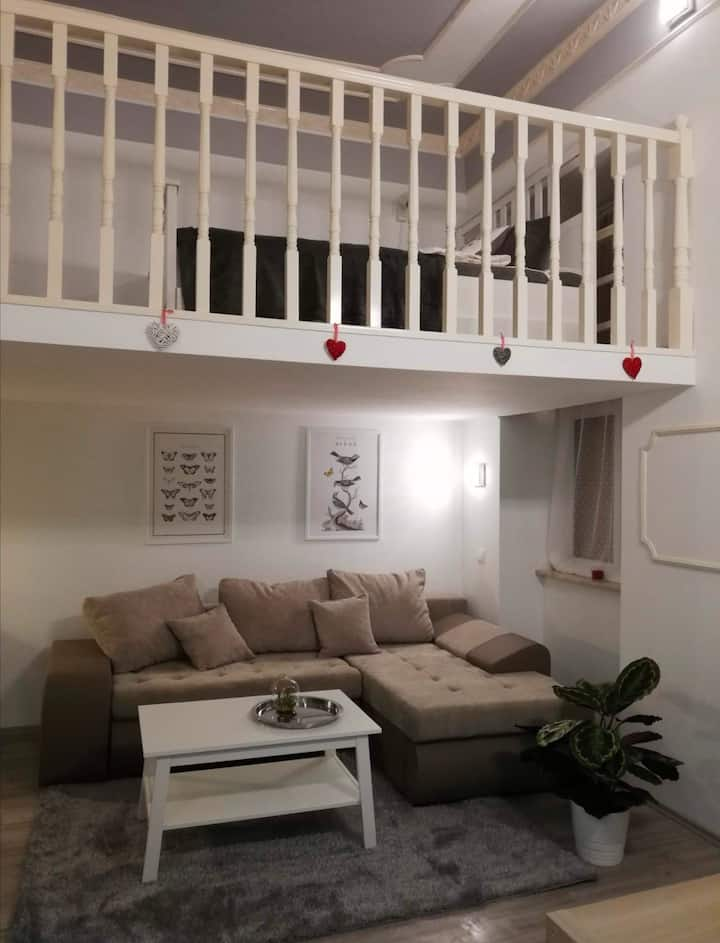 Urania 23 studio apartment