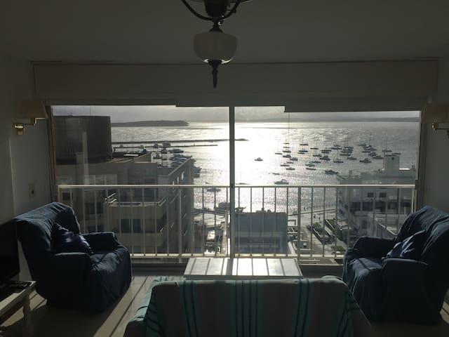 Peninsula,Vista Mar, 9ºAndar, Parking, Wifi, 5 Per