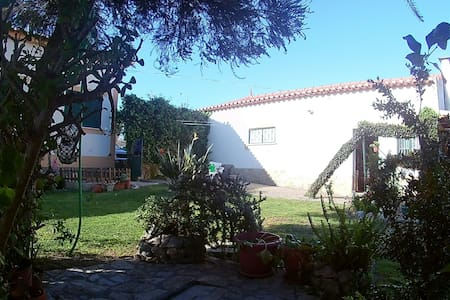 House w/ Excellent Garden and Close to the Beach - Miragaia - Talo