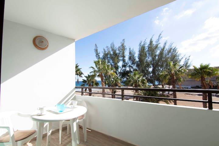 Apartamento en primera linea de playa!!