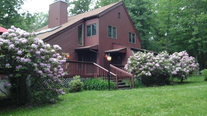 Western Catskills: Beautiful  Lakefront Retreat!!