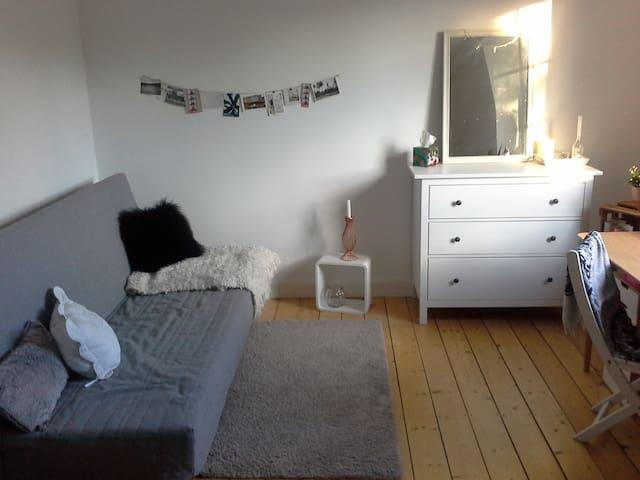 Zimmer in Stadtnähe