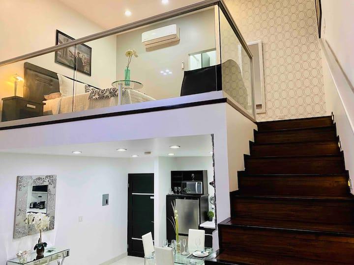 Apartamento tipo Loft
