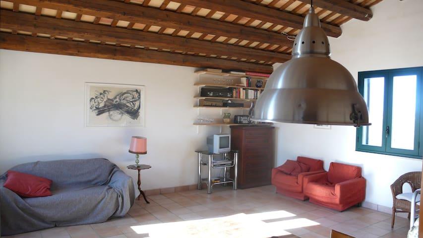 Selleria Loft - Trapani/Rilievo - Departamento