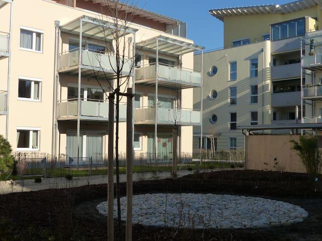 2-Zi-Wohnungen in Landshut - Landshut - Apartamento