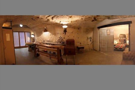 Troglodyte House - Montrichard