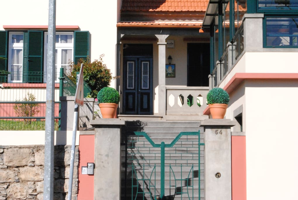 Quinta mar sol chambres d 39 h tes louer funchal for Chambre d hote portugal