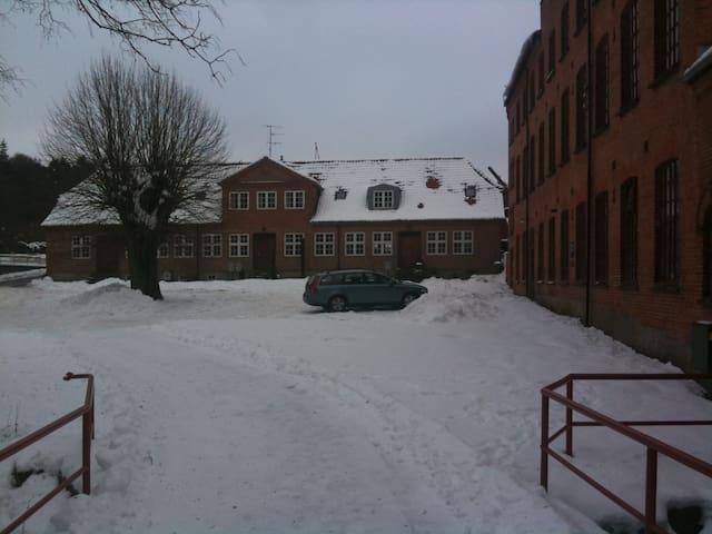 Lejlighed i naturskønne omgivelser  - Выборг - Квартира