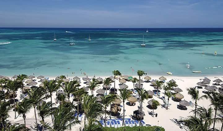 """Aruba Surf Club """"3-BdRm""""-OV, 7/17 - 24/21, Sat-Sat"""