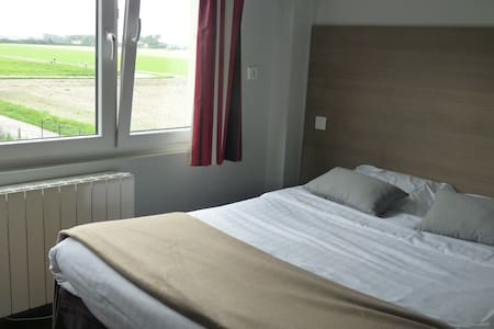 chambre avec coin kitchenette  - Bourbourg