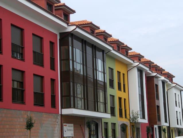 ACOGEDOR PISO POSADA DE LLANES - Posada - Apartemen