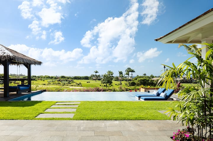 Hale Ho'Oli - Tropical Ocean View Home