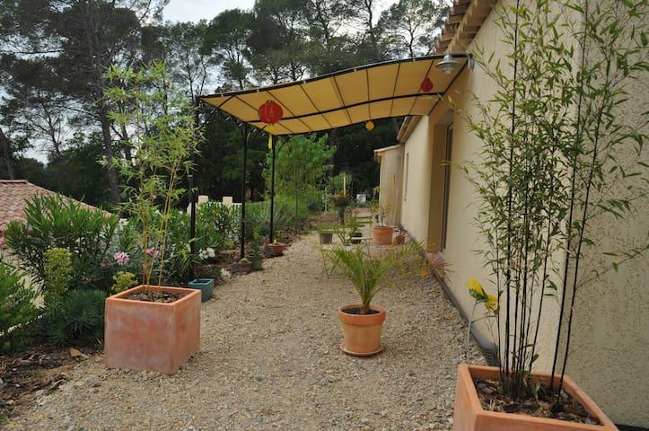 Location été  à la semaine - La Motte - Casa